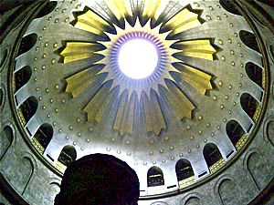 Church of the Holy Sepulchre - Cupola.